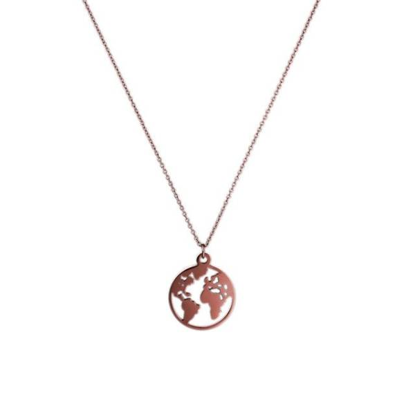Collier Globe-Trotter