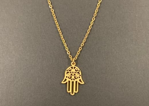 Collier Fantaisie Main de Fatima