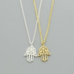 Collier Fantaisie Main de Khamsa