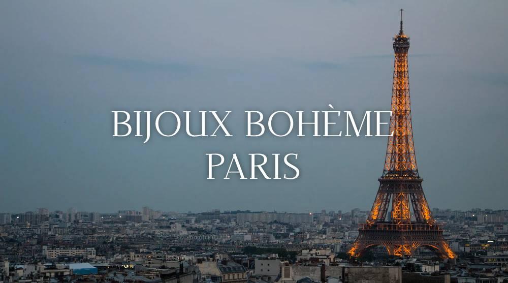 bijoux bohème à paris